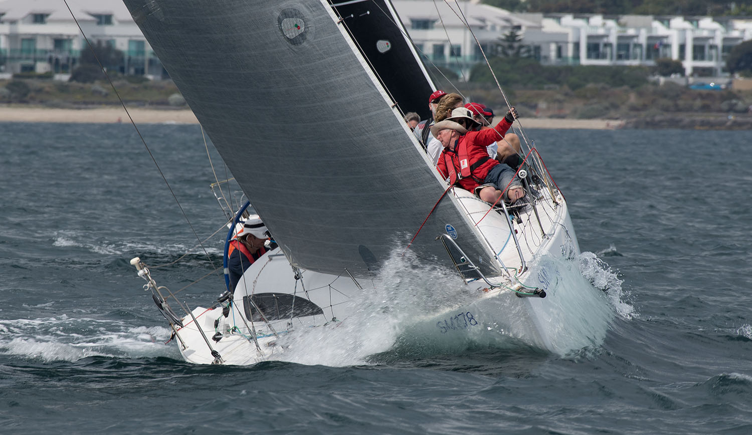 Rob Love Photography, Melbourne. Photo of Yachting